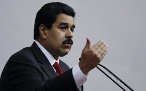Vice President Nicolas Maduro. - Photo: EFE/David Fernandez/Newscom