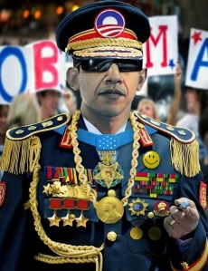 Obama - dictator