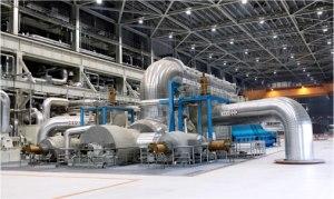 Shanghai Electric GW Class USC Turbine Generator Unit
