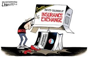 Cartoon - Obamacare Guide