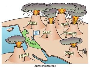 Cartoon - Middle East