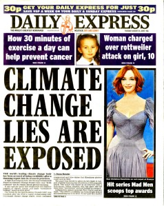 Climate Change Lies