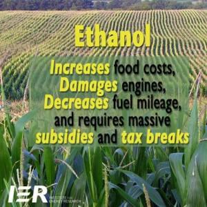 Ethanol Costs