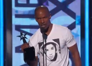 AA - Jamie Fox BET Awards