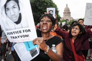 AA - Justice for Trayvon