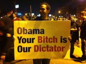 AA - Obama and Egypt