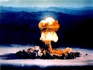 AA - A Bomb Blast