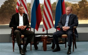 AA - Obama and Putin