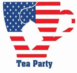 AA - Tea Party Logo