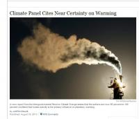 NYT Climate Change