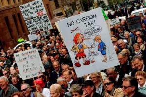 AUSTRALIA-ECONOMY-POLITICS-ENVIRONMENT-CLIMATE