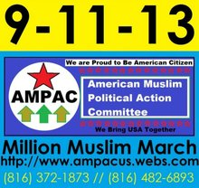 AA - Million Muslim March