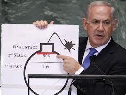 AA - Netanyahu's Red Line