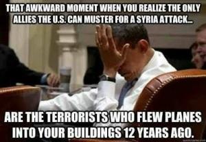 AA - Obama's Allies