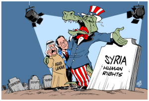 AA - Syria Crocodile Tears