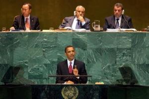Obama - UN Speech