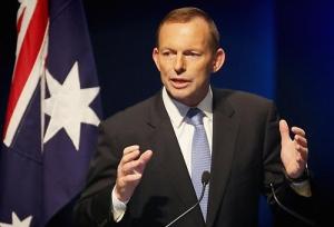 Australian Prime Minister Tony Abbott