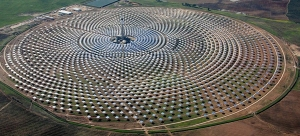 Gemasolar Concentrating Solar Power Plant Spain