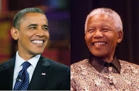 AA - Obama and Mandela