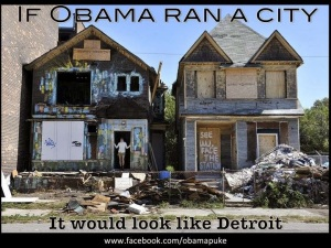 Obama - Detroit