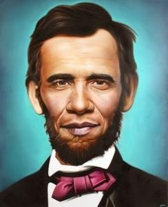 Obama -Lincoln