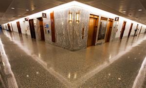 senate-dirksen-empty-hallways