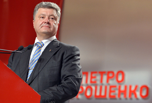 Ukraine President-Elect Petro Poroshenko (Photo: Sergei Supinsky/AFP/Newscom)