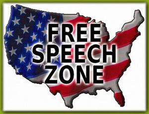 AA - Free Speech Zone