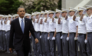 AA - Obama at West Point