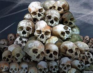 Death - Pile of Skulls