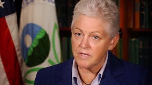 Gina-Mccarthy-EPA-flag