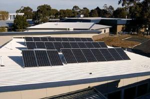 Rooftop Solar Panels300