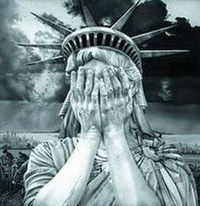 Liberty Weeping