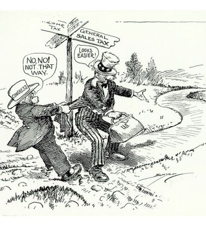 WMC_Berryman_political_cartoon_on_income_tax_vs_sales_tax_(3_June_1933)