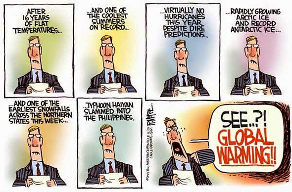 Cartoon - Media and GW