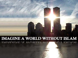 Twin Towers - Islam Destroyed Them