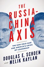 Cover - Russia-China Axis