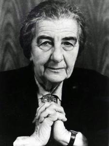 AA - Golda Meir