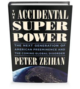 Cover - Accidental Superpower