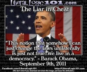 AA - Liar in Chief