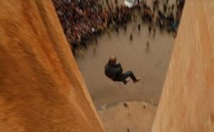 ISIS - Gay man thrown from tower 2 - Jan 2015