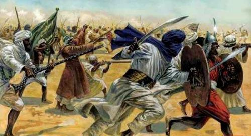 Islam - muslim Warriors_AC