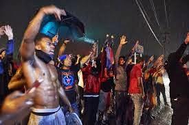 AA - Black Rioters