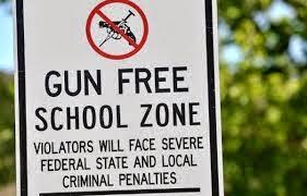 AA - Gun Free School Zone
