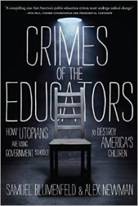 Cover - Crimes of the Educators
