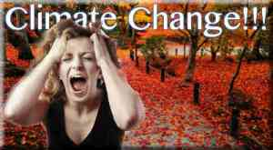 Climate Change Scream