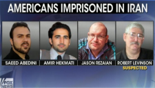 Ob leaves Americans in Iran yet pardons druggies from prison
