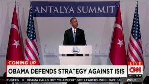 Obama-Antalya