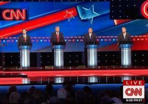 CNN debate 3-10