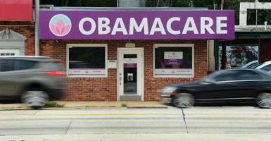 An IRS rule prohibiting small businesses from reimbursing health care costs for employees under Obamacare has hurt small businesses, including Thomas Kunkel's. (Photo: Paul Hennessy/Polaris/Newscom)